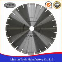 "Best Professional 14"" Diamond Concrete Saw Blades For Walk Behind Concrete Saw wholesale"
