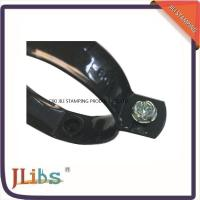 Best Plated Black Color 60mm Size Pipe Wall Clamp With Drop Forged Technology wholesale