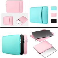 Best Casual Neoprene Laptop Sleeve Bag Rusable Zipper Closure For Apple Ipad MacBook wholesale