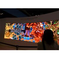 Best P1.8mm Indoor Advertising LED Display LED Video Wall High End Customer Market Usage wholesale
