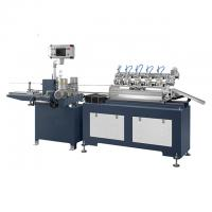 Best Food Grade Paper Straw Machine High Efficiency Work 25-45m / Min Stable Speed wholesale