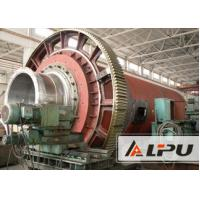 Quality High Efficient Air Swept Coal Ball Mill With Rotary Speed 22.4r/min wholesale