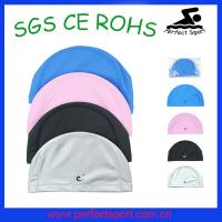 Best swimming cap lycra,lycra swim cap,fabric swimming hats wholesale