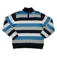 China Man Knitted Pullover Sweater Stripes Fashion Garment (ML012) on sale