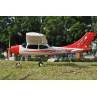 Best 2.4Ghz 4 Channel Remote Control High Quality Cessna EPO Brushless RC Planes For Begginer wholesale