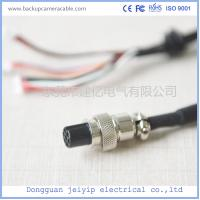 Best Terminal camera extension cable 7 Pin Female Bare Copper Connector ROHS wholesale