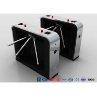 Best Bi - Directional Tripod Turnstile Gate 3 Arm With Access Control System wholesale