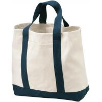Best Stylish Canvas Tote Baby Diaper Bag Eco Friendly For Supermarket Shopping wholesale
