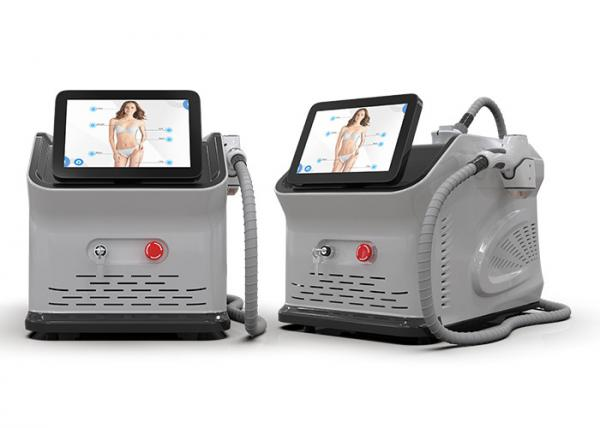 Cheap Classic Full Body Laser Hair Removal Machine , Laser Hair Reduction Machine 10~70J/Cm2 for sale