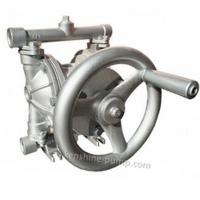 Best YHS Manual diaphragm pump with hand wheel  self priming pump mud pump slurry pump wholesale