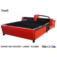 Cheap High Efficiency CNC Plasma Metal Cutting Machine With Table 1300mm*2500mm for sale