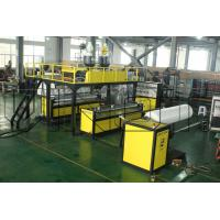 Best High Speed 130KW PE Air Bubble Film Machine For 2000mm - 3000mm Width wholesale