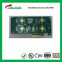 Best 4L Fr4 IMMERSION GOLD + GOLD FINGER Multilayer PCB Printed Circuit Board wholesale
