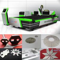 Quality High Efficient Industrial Laser Cutting Machine For Architectural , Aerospace wholesale