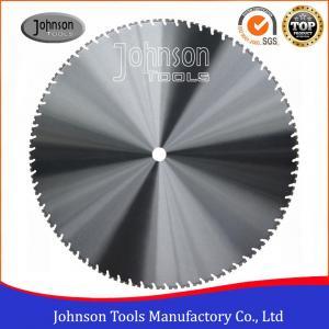 Best Fast Cutting 48 Inch Saw Blade , Circular Saw Diamond Blade 30.25-32.32kg wholesale