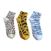 Best Fashion 22 * 12cm / 24 * 12cm, 144N Needle Colorful Lady Kintted Cotton Short Ankle Sock wholesale