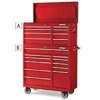 China Super shiny aluminum pulls Tool Chest and Cabinet with Anti-skid drawer liners included on sale