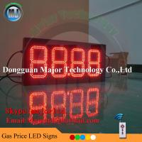 Best (Format 88.88) 8 inch led gas price station digital screen wholesale