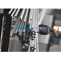 25.4mm Industrial Duplex Steel Tube ASTM Annealed / Pickled For Heat Exchanger