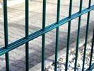 Best Trellis Gate Double Wire Mesh Fence / 200*50mm Welded Wre Mesh Panels wholesale
