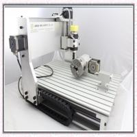 Best cheap AMAN 3040 4axis small cnc router wood machine wholesale