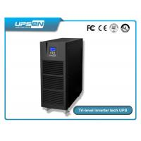 Quality 220vac High Efficency Uninterrupted Power Supply UPS With Wide Input Voltage Range wholesale