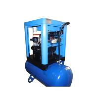 Best Low Noise Screw Air Compressor / Lubricated Rotor Comp Compressor AC Power wholesale