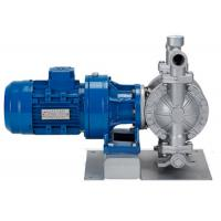China Aluminum Alloy Pneumatic Diaphragm Pumps / Air operated double diaphragm pumps on sale