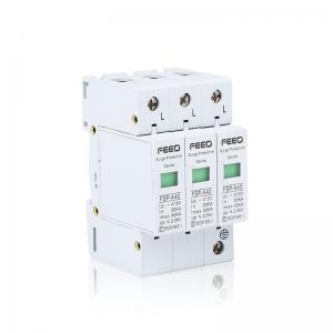 Best Standard Rail 35mm 3P AC275V SPD Surge Protective Device wholesale