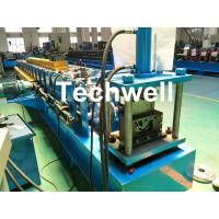 Best Durable Seamless Gutter Machine With Welded Wall Plate Structure Forming Structure wholesale