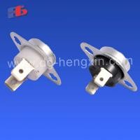 Best KSD301 Manual Reset Thermostat (250V/10A) for coffee machine,hair drier,rice cooker wholesale