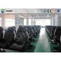 Best Unforgottable Experience 6D Cinema Equipment With Customized  Decoration Seats wholesale
