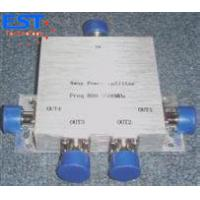 Best 4 Way Type Power Divider/Splitter 800-2500mhz ≤6.1db Insertion Loss wholesale