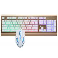 Best Led Gaming Keyboard And Mouse Combo For Windows 2000 / XP / VISTA / 7 / 8 wholesale
