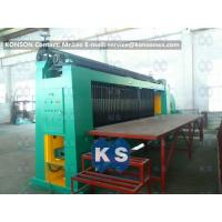 Best Custom Double Rack Drive Hexagonal Wire Netting Machine For Water Conservancy wholesale