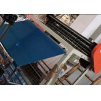 Best Four Lines Plastic Poly Bag Making Machine , Plastic Shopping Bag Making Machine 550-1000 Mm wholesale
