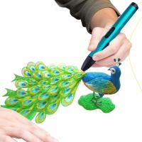 Quality Screen High definition DW 3D Pen X4 Easily Control Four Color Available wholesale
