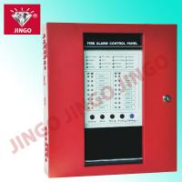 DC24V 16 zones conventional fire fighting alarm systems control panel
