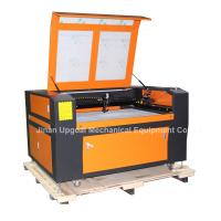 Best Embroidery Fabric Co2 Laser Cutting Machine with Japan CCD Camera  UG-1290 wholesale