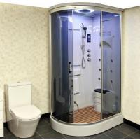 Best Curved Moulded Steam Shower Cubicle wholesale