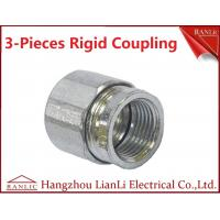 "Best 1"" 2"" 4"" Electro Galvanized Rigid Conduit Fittings Malleable & Steel Coupling wholesale"
