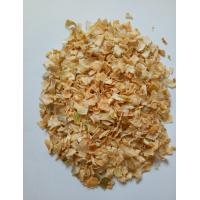 Buy cheap Dehydrated yellow onion granules 10x10mm,2017 new crop ,natural pure orgnic onion products from wholesalers