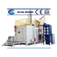 Best High Efficiency CNC Shot Peening Machine Cyclone / Vibration Screen Separation System wholesale
