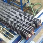 Best Carbon Steel Boiler Spare Parts Economizer H Fin Tube , Double H / HH Fin Pipe wholesale