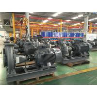Simple Horizontal Close Coupled Centrifugal Pump Speed 1450rpm For Wastewater Treatment Plant