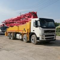 Best HOT sales Putzmeister 36m 42m  Volvo Chassis  Truck Mounted Concrete Pump Truck  for sale wholesale