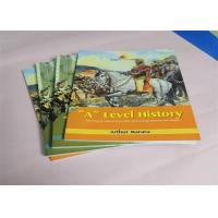 Best Personal Precision Coloring Softcover Books Printing A4 B5 / Offset Book Printing wholesale