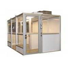 Buy cheap SUS304 Negative Pressure Laminar Flow Dispensing Booth / Raw Material Sampling Booth from wholesalers