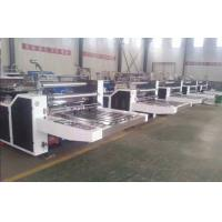 Best Feida Automatic Paper Feeder Equipped With UV Glazing Machine Gluing Machine wholesale