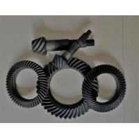 Best Right Hand Steel Spiral Bevel Gear For Gearbox Anti - Oil Blacking Surface Treatment wholesale